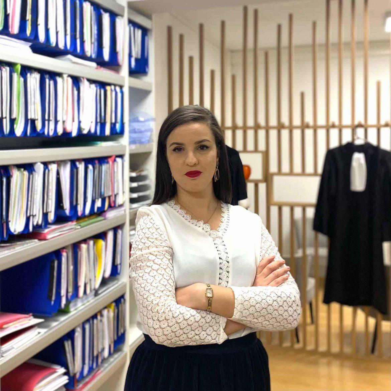 Sarah BOUSSEKSOU